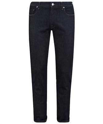 Fendi FLP201 ACBB SLIM FF BACK LOGO Jeans