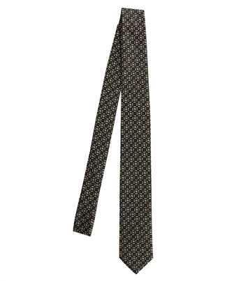Fendi FXC023 AFY0 JACQUARD FF Tie