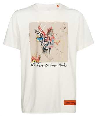 Heron Preston HMAA011S20914003 ROBERT NAVA T-shirt