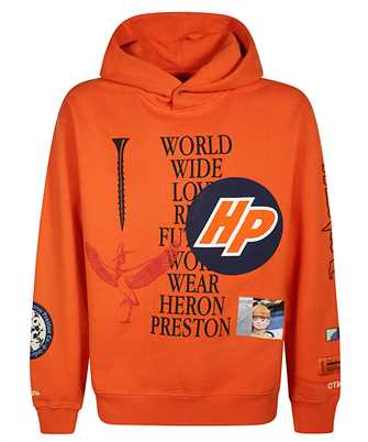 Heron Preston HMBB011F20JER001 COLLAGE Felpa