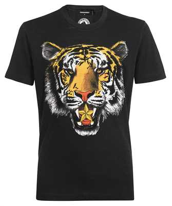 Dsquared2 S71GD1115 S22146 TIGER COOL T-shirt