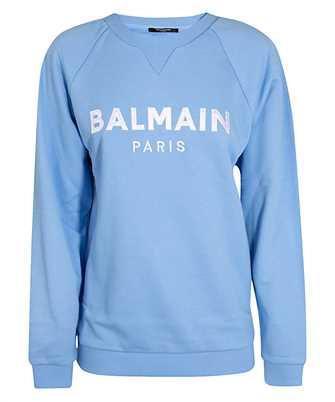 Balmain UF13691I497 LOGO Sweatshirt