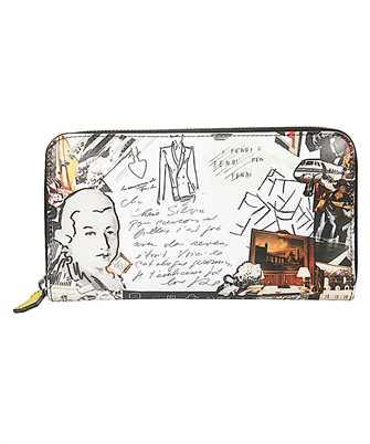 Fendi 7M0210 A8V6 Wallet