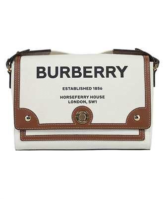 Burberry 8030249 HORSEFERRY PRINT CANVAS NOTE CROSSBODY Bag