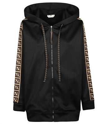 Fendi FAF128 AB4D FENDIRAMA Sweatshirt