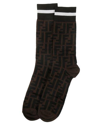 Fendi FXZ037 A4Z5 Socks