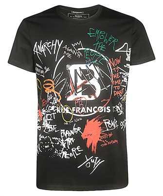 Balmain SH01601I251 T-shirt