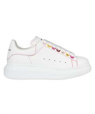 Alexander McQueen 553770 WHZ4S RAINBOW EYELETS Sneakers