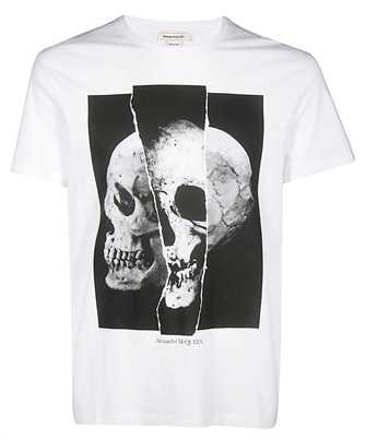 Alexander McQueen 582923 QNZ8B T-shirt