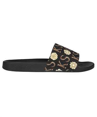 Gucci 649366 2LM00 KS RUBBER Pantolette