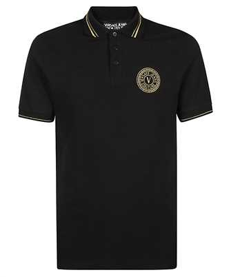 Versace Jeans Couture B3GWA7T3 36571 V-EMBLEM EMBROIDERY Polo