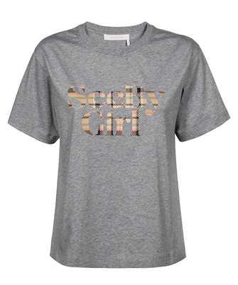 See By Chloè CHS21AJH21113 REGULAR-FIT T-shirt