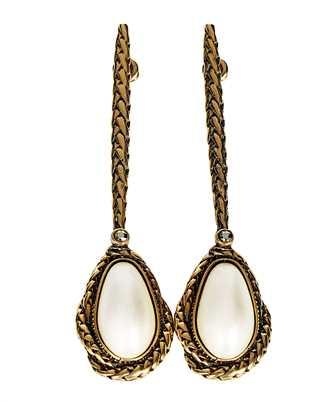 Alexander McQueen 621760 J160K STONE Earrings