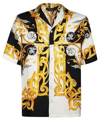 Versace A85919 A235781 BAROCCO ACANTHUS Shirt
