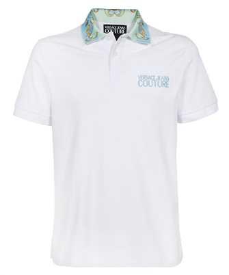 Versace Jeans Couture B3GWA7T5 36571 PIQUET COTTON Polo