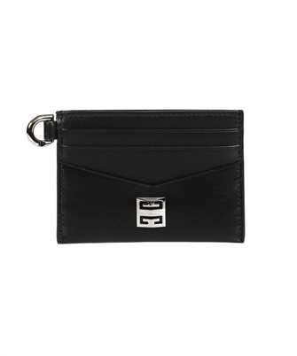 Givenchy BB60GVB00D 4G BOX LEATHER Kartenetui