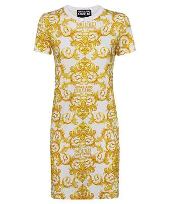 Versace Jeans Couture D2HWA401 S0155 LOGO BAROQUE STRETCH Dress