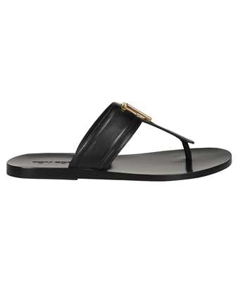 Tom Ford J1307T LCL076 SMOOTH LEATHER BRIGHTON Sandalen