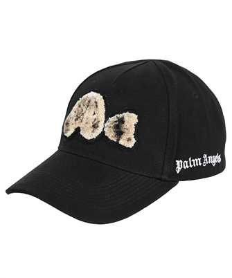Palm Angels PMLB050F21FAB001 SPRAY PA BEAR Cap