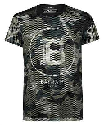 Balmain TH11601I264 T-shirt