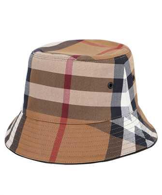 Burberry 8041616 CHECK COTTON CANVAS BUCKET Hat