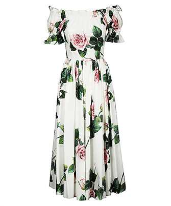 Dolce & Gabbana F6H9ST-HS5FZ TROPICAL Dress