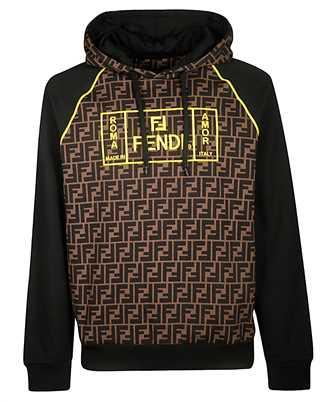 Fendi FY0991 A87E FF ROMA/AMOR Sweatshirt
