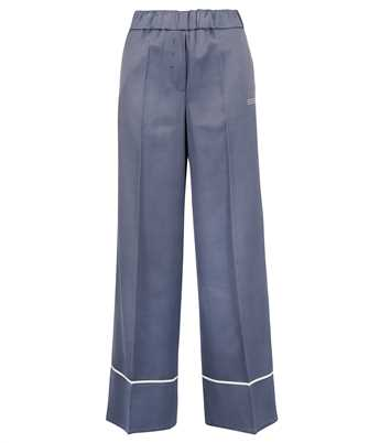 Off-White OWCA125F21FAB002 SATIN PULL ON Trousers