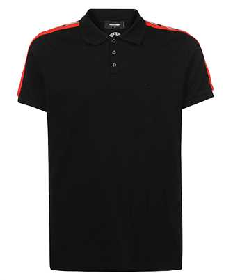 Dsquared2 S74GL0050 S22743 LEAF TAPE Polo