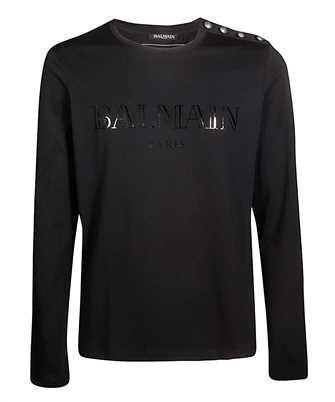 Balmain RH11651I055 T-shirt