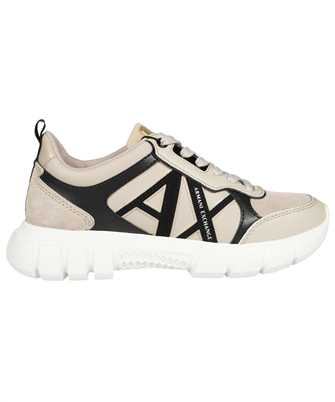Armani Exchange XDX073 XV386 LOGO Sneakers