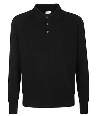 Saint Laurent 625265 YALL2 CASHMERE Polo