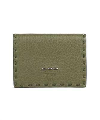 Fendi 7M0280 O72 TRIFOLD Wallet