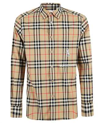 Burberry 8032064 CLASSIC FIT ZEBRA Shirt