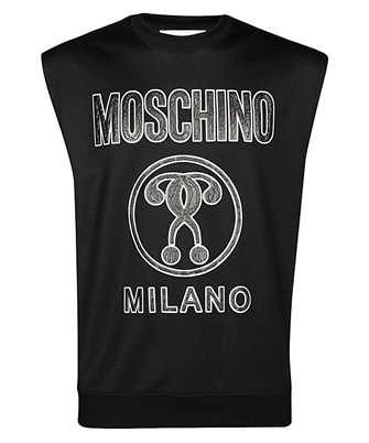 Moschino 1713 2029 DOUBLE QUESTION MARK Sweatshirt