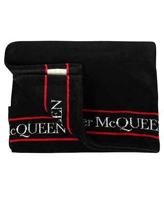 Alexander McQueen 597035 4106Q Beach towel