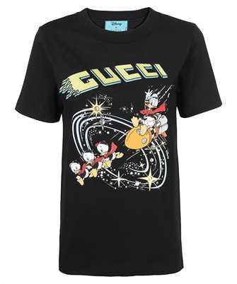 Gucci 644671 XJDBD DISNEY X GUCCI DONALD DUCK T-shirt
