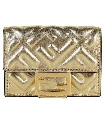Fendi 8M0395 AAF2 MICRO TRIFOLD Wallet