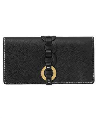 Chloé CHC21SP115E04 DARRYL LONG FLAP Wallet