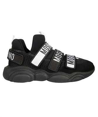 Moschino MB15173G08 GJ4 SOCKS LOGO STRAP Sneakers