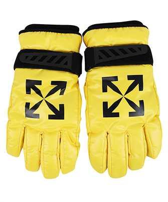 Off-White OMNE024F20FAB001 ARROW SKI Gloves