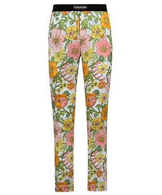 Tom Ford T4H12 135 60'S FLORAL SILK Pyjamas