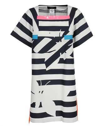 MAX MARA WEEKEND 52210211600 COTTON FAILLE Dress