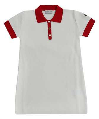 Moncler 9I706.10 V9151## Mädchen Kleid