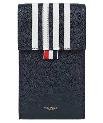 Thom Browne MAC115A 00198 FLAP IN GRAIN LEATHER Phone cover