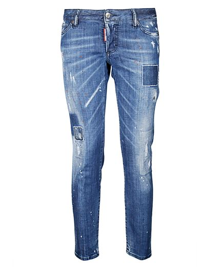 Dsquared2 S75LB0038 S30342 JENNIFER CROPPED Jeans