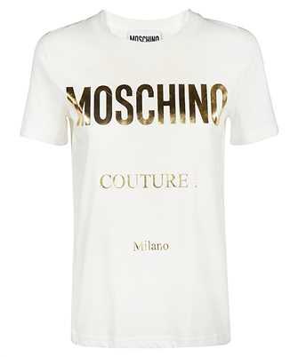 Moschino 0719 5540 HOLOGRAPHIC LOGO T-shirt