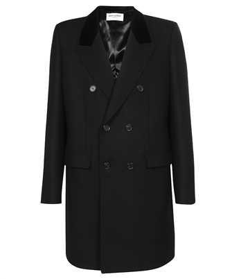 Saint Laurent 650007 Y1D06 MANTEAU Coat