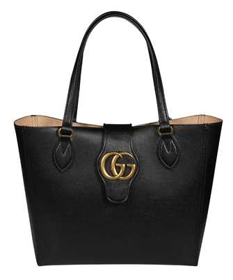 Gucci 652680 1U10T DOUBLE G SMALL TOTE Bag