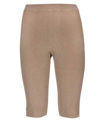 Saint Laurent 657443 Y75BE RIBBED KNIT RIDER Shorts